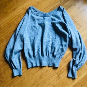 Azul by moussy Crop Knitted top from design